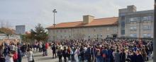 el colegio esclavas recauda 5.751€ para manos unidas