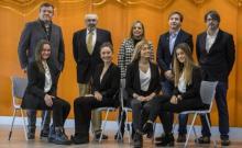alumnos de 1º Bachillerato reciben mención especial en STARTinnova