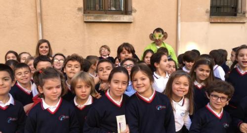 alumnos de Primaria aprenden sobre el ruido